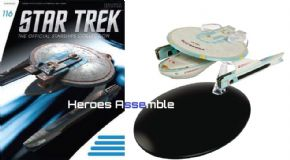 Star Trek Official Starships Collection #116 USS Curry NCC-42254 Eaglemoss